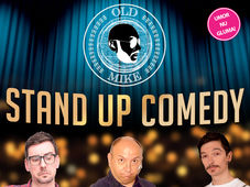 Stand Up Comedy cu Bogdan Nitu, Fulvio Balboni, George Bonea