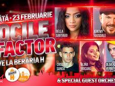 The X Factor Show la Beraria H