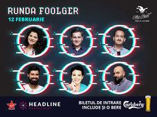 RundaFoolger 2: Elena Voineag, Tănase, Mane, Ioana State, Geo & Toni