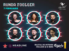 RundaFoolger 1: Bucălae, Calița, Cortea, Claudiu, Florin & Teodora