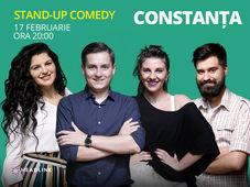 Constanța: Stand-up Comedy cu Tănase, Ioana State, Teodora Nedelcu & Geo