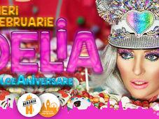 VIP UPGRADE DELIA - #DulceAniversare