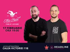 The Fool: Stand-up comedy cu Vio & Andrei Ciobanu