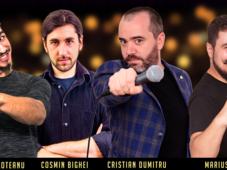 Stand-Up Comedy Bucuresti Sambata 9 Februarie 2019