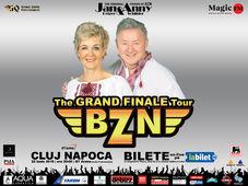 Cluj-Napoca: Concert BZN - Grand Finale Tour
