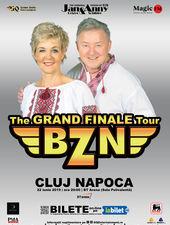 Cluj: Concert BZN - Grand Finale Tour