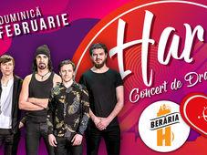 HARA - Concert de Dragobete la Berăria H