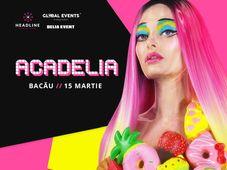 Bacău: Concert Acadelia - Teatrul de Vară Radu Beligan