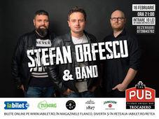 Stefan Orfescu & Band Live la The PUB