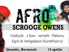 AFRO & Scrooge Owens live @ Quantic