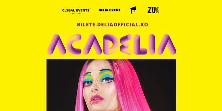 Targu Jiu: Concert Acadelia - Sala Sporturilor