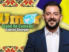 Stand Up Comedy iUmor cu Gabriel Gherghe @Budapesta