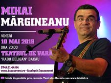 Bacau: Concert Mihai Margineanu