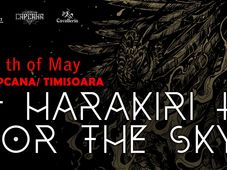 Harakiri for the Sky // Magnetic // tba at Capcana/ Timisoara
