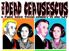 The Dead Ceausescus // Onenightstand Live Punk in Capcana