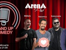 Show de Stand-up Comedy cu Bobonete, Natanticu, Vancica si Malaele