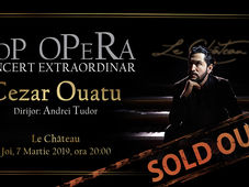Cezar Ouatu & Orchestra - Pop-Opera la Castel