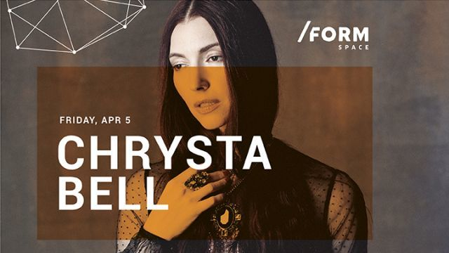 Chrysta Bell at /FORM SPACE