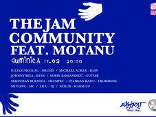 The Jam Community feat. Motanu / Expirat / 17.02