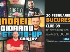 Andrei Ciobanu - One man show @Club 99