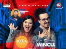 Filmare cu public - Maria,Mincu si Banciu@Club 99
