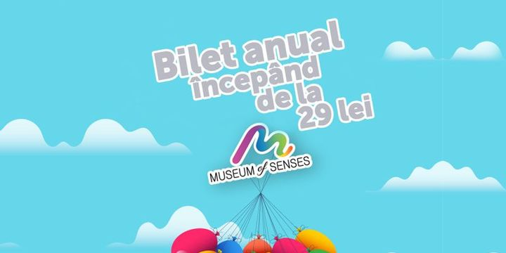 Bucuresti: Museum of Senses