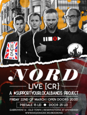 NORD live [CR]   #Supportyourlocalbands