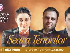 Seara tenorilor - Orchestra Simfonica Bucuresti