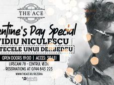 Valentine's Special w/ Ovidiu Niculescu