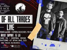 Jack of all Trades live @The Ace