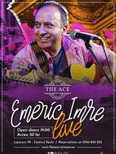Emeric Imre | Concert pentru domnite