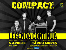 Targu Mures: Compact - Legenda continuă!