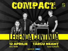 Targu Neamt: Compact - Legenda continuă!