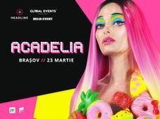 Brașov: Concert Acadelia - Sala Sporturilor D. P. Colibași