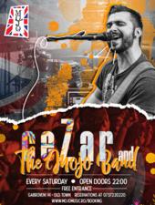 CeZar & The Mojo Band live
