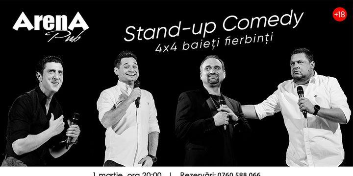 Stand-Up Comedy cu Bobonete, Rait, Vancica si Dita
