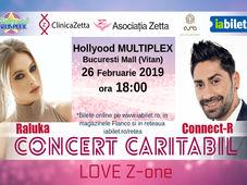 Concert caritabil LOVE Z-one