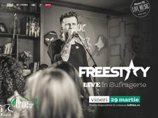 FreeStay Live în Sufragerie.