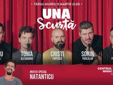 Turneu National 'Emisiunea Una Scurtă' - Târgu Mureș
