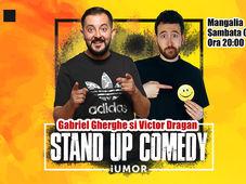 Stand Up Comedy iUmor cu Gabriel Gherghe si Victor Dragan