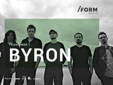Byron at /FORM SPACE