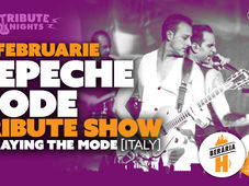 Concert Depeche Mode Tribute Show by Playing The Mode [Italy]
