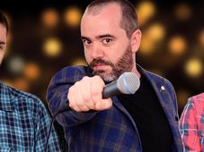 Stand-Up Comedy :Raul Gheba, Cristian Dumitru si Bogdan Nitu in Copper's Pub