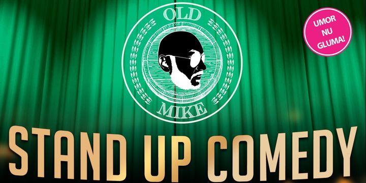 Stand-Up Comedy: Balboni Fulvio, Daniel Harmanescu si Cristian Dumitru in Old Mike Pub
