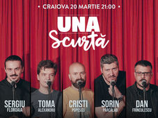 Turneu National Emisiunea 'Una Scurtă' la Craiova