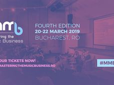 Mastering The Music Business - Conference & Showcase Festival