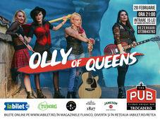 Olly Of Queens Live la The PUB
