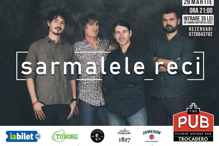 <strong>Sarmalele Reci</strong> Live la The PUB