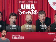 Turneu National - Emisiunea 'Una Scurtă' - Centrul Cultural Reduta - Brasov - Show 2