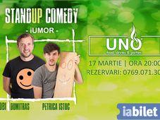 Stand-up Comedy - Bobi Dumitraș & Petrică Iștoc